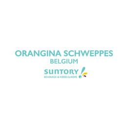 Logo Orangina Belgium