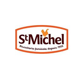 Logo St Michel Biscuit